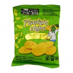 Chips plantain salée - Samai 75g