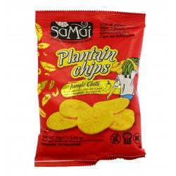 Chips plantain pimentée - Samai 75g