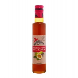Sirop fruit de la passion - Colibri 25 cl