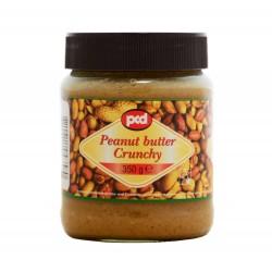 Beurre de cacahuètes crunchy - pcd 350g