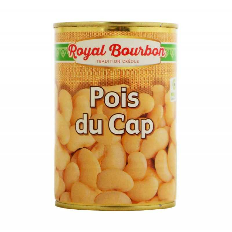 Pois du cap nature - Royal bourbon 400g