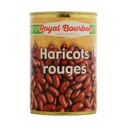 haricot rouge nature - Royal bourbon 400g