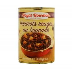 Haricots Rouge au Boucané - Royal Bourbon 420g