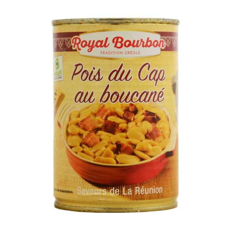 Pois du Cap au Boucané - Royal Bourbon 420g