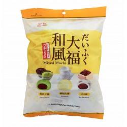 Assortiment de mini mochis - Taiwan Dessert 250g