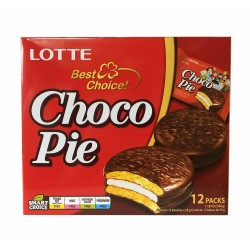 Choco Pie - Lotte 12Packs - 336g
