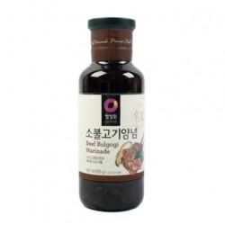 Sauce pour Bulgogi (Bœuf) - Marinade 500g