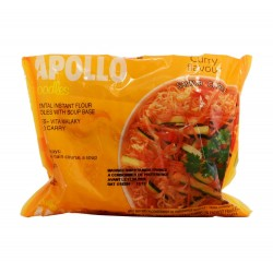 Nouilles curry - Apollo 85g