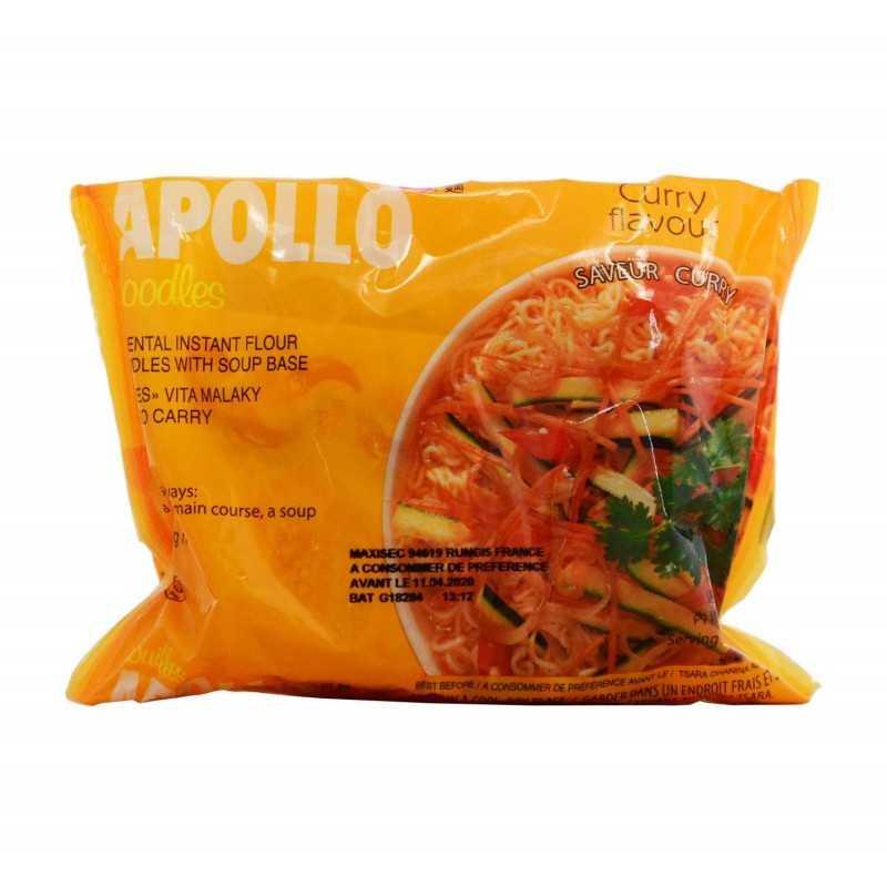 Nouilles curry - Apollo 85g