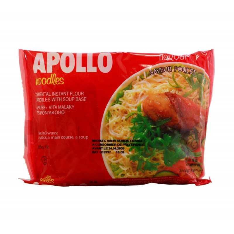 Nouilles poulet - Apollo 85 g