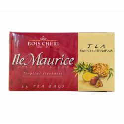 Thé fruits exotiques - Bois chérie 50g