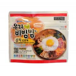 Riz Instantané Bibimbap au Kimchi - Easybab 100g