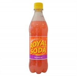 Limonade Royal Soda - Tropical 50 cl