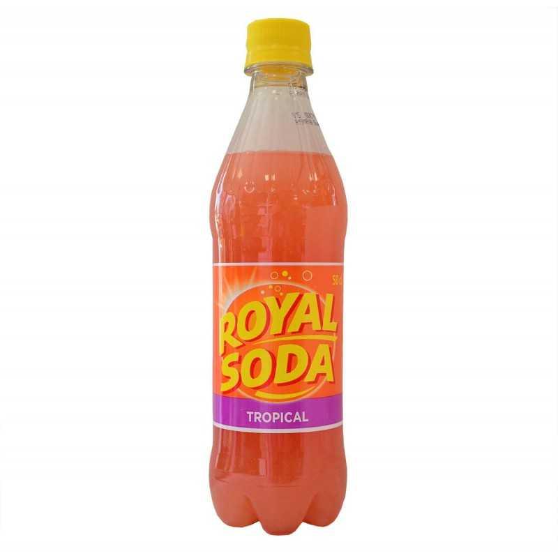 Limonade Royal Soda - Tropical 50 cl