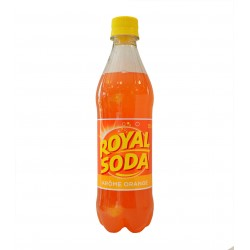 Limonade Royal Soda - Orange 50 cl