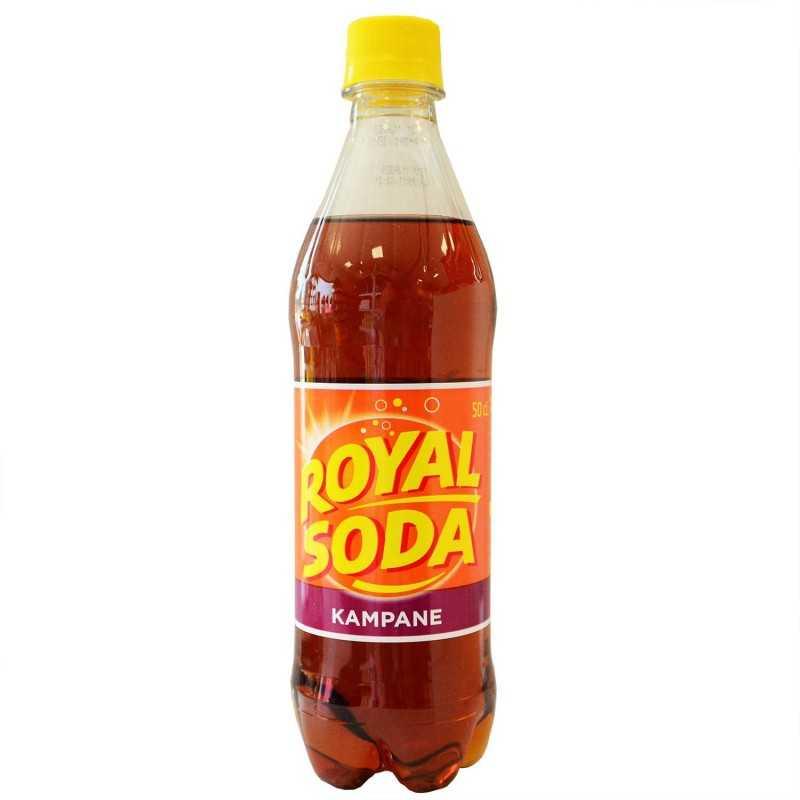 Limonade Royal Soda - Kampane 50 cl