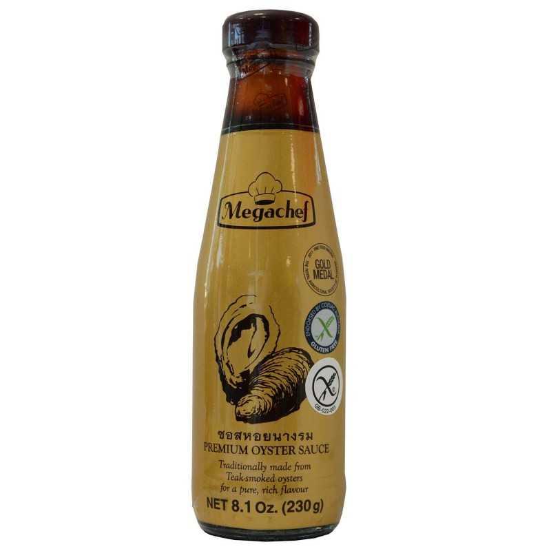 Sauce D'huître premium - Megachef 230g