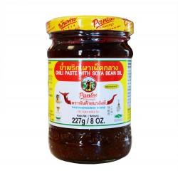 Pâte de chili avec huile de soja - Pantai 227g