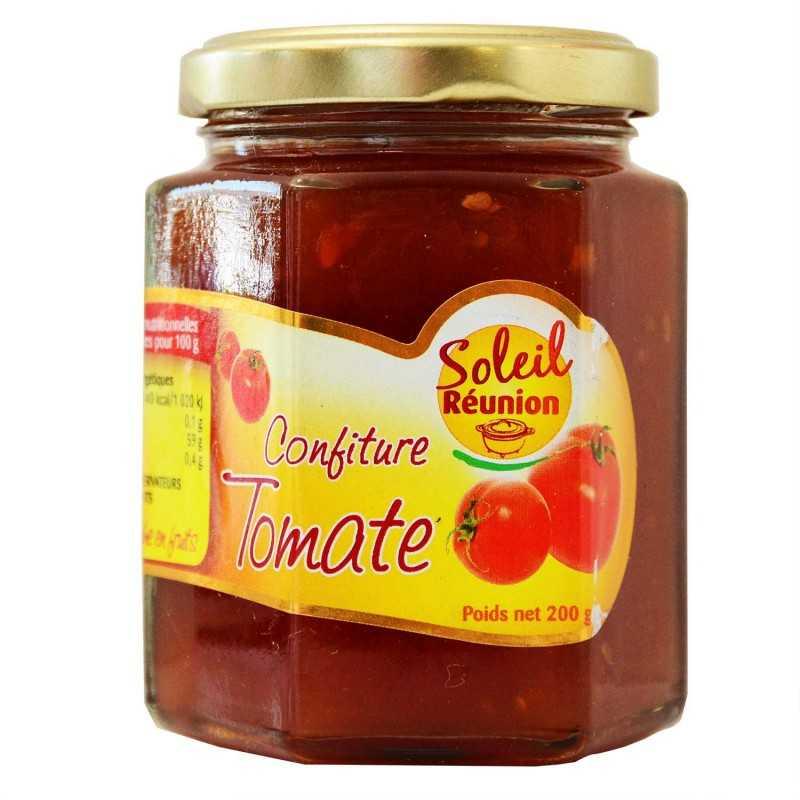 Confiture Tomate - Soleil Réunion 200 g