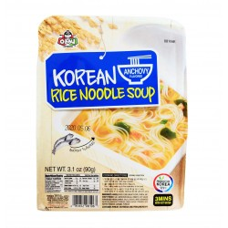 Nouilles de riz saveur Anchois - Assi 90g