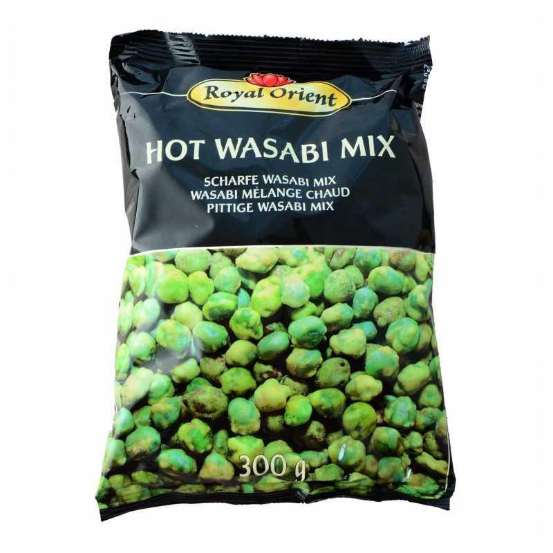 Hot Wasabi Mix - Pois au wasabi