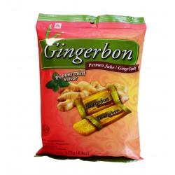 Bonbons au gingembre et menthe - Gingerbon - 125g