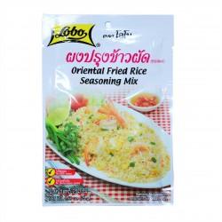 Mélange oriental pour riz frit - Lobo 25g
