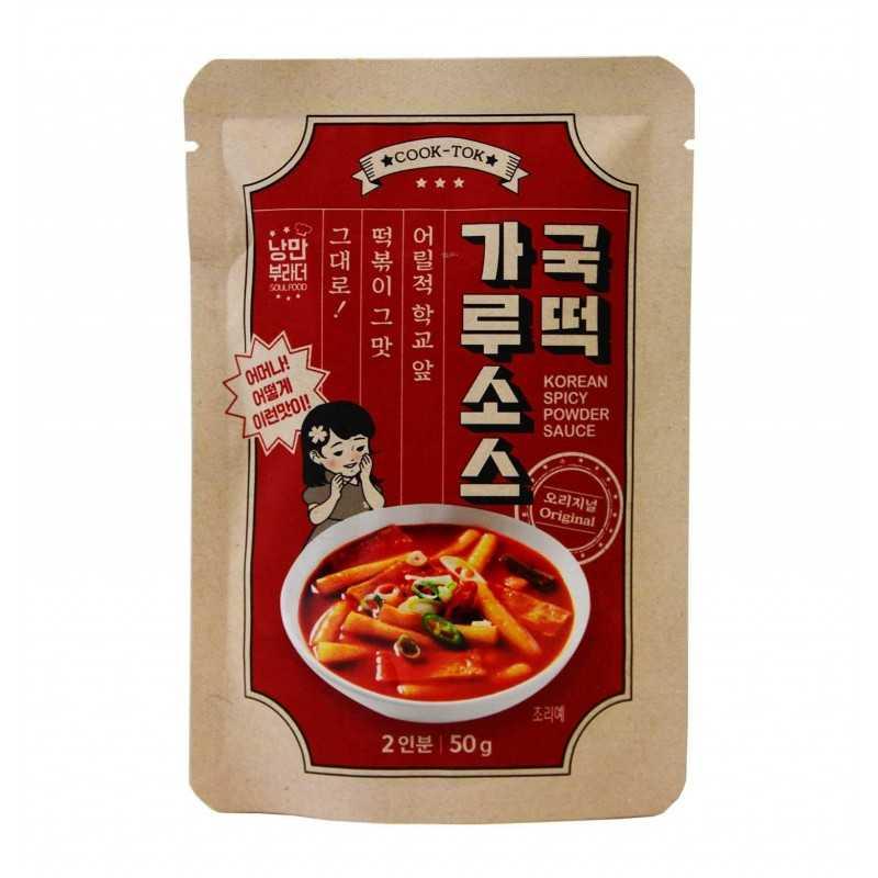 Poudre pour Tteokbokki - Cook Tokk - 50g