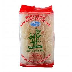 Vermicelles de riz - Bun Tuoi (pré-découpé)  - Bamboo Tree - 400g