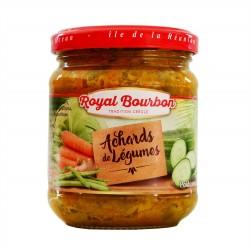 Achards de légumes - Royal Bourbon 200g