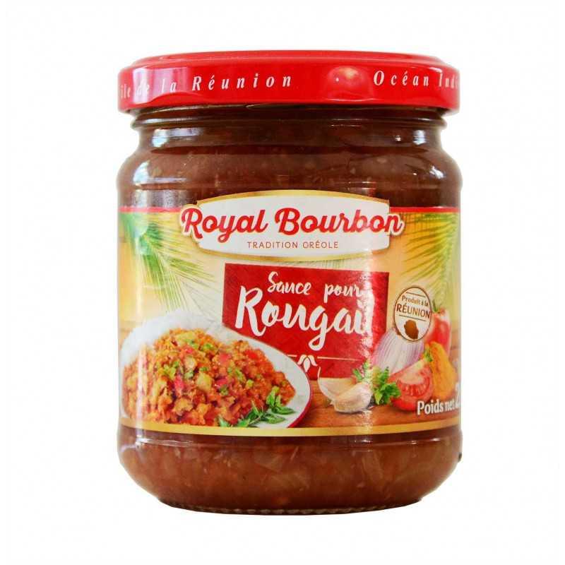 Sauce pour rougail - Royal Bourbon 200 g