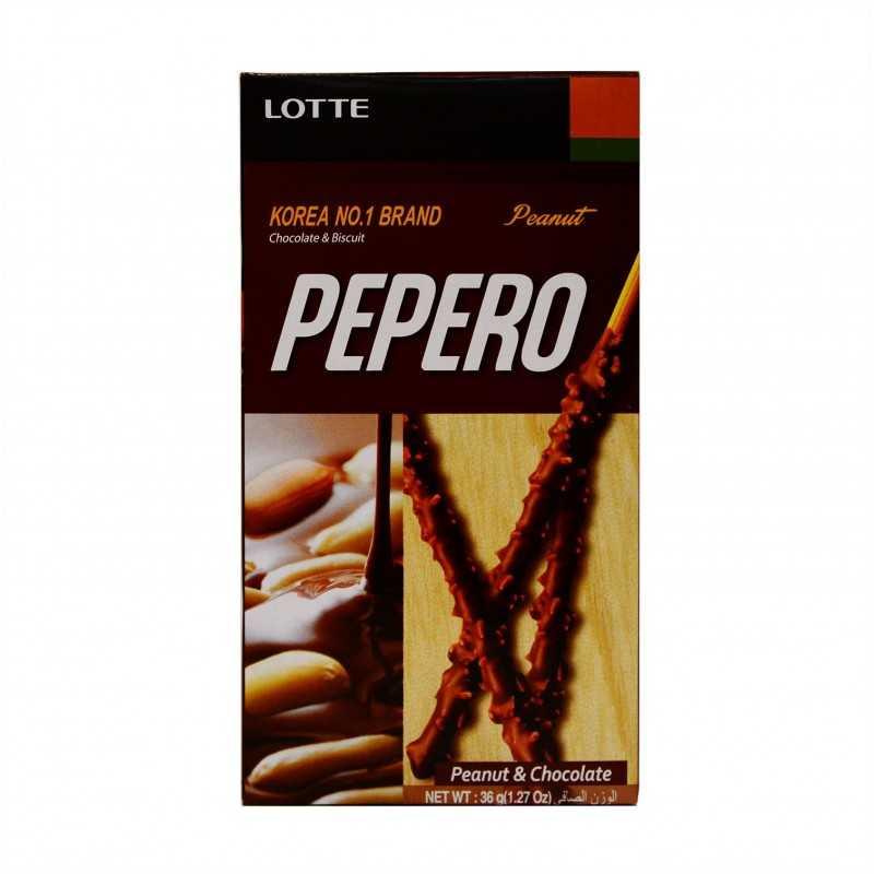 PEPERO Cacahouète Chocolat - 36g