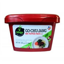 Pâte de Piment GOCHUJANG - Bibigo 500g