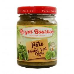 Pâte de piment vert cabri - Royal Bourbon 90g