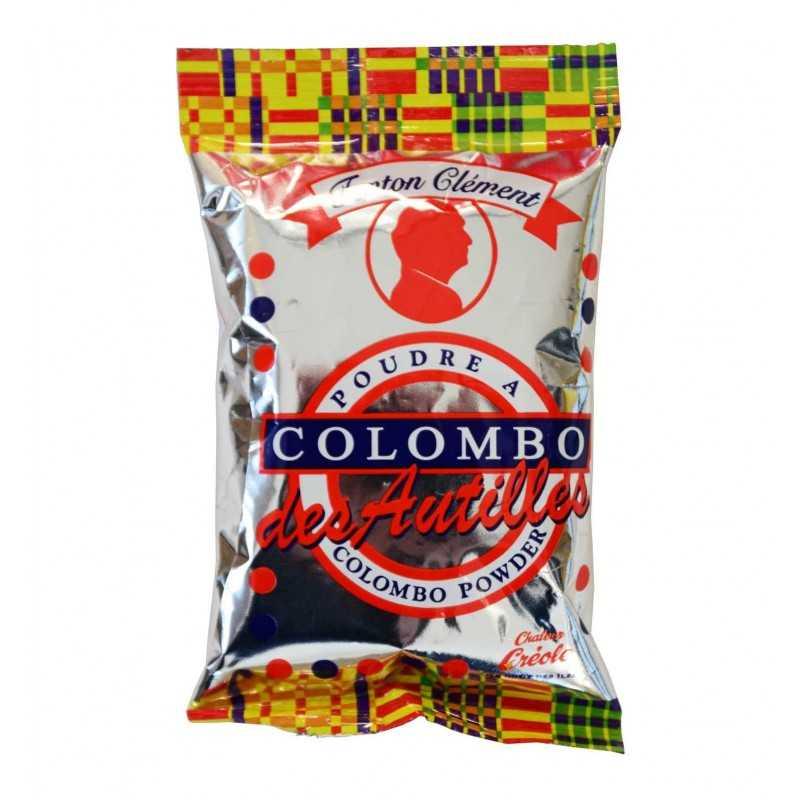 Poudre à Colombo - Tonton Clément 100g