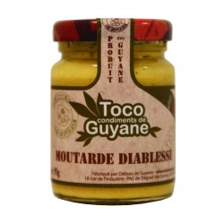 Moutarde Diablesse - Toco 95g