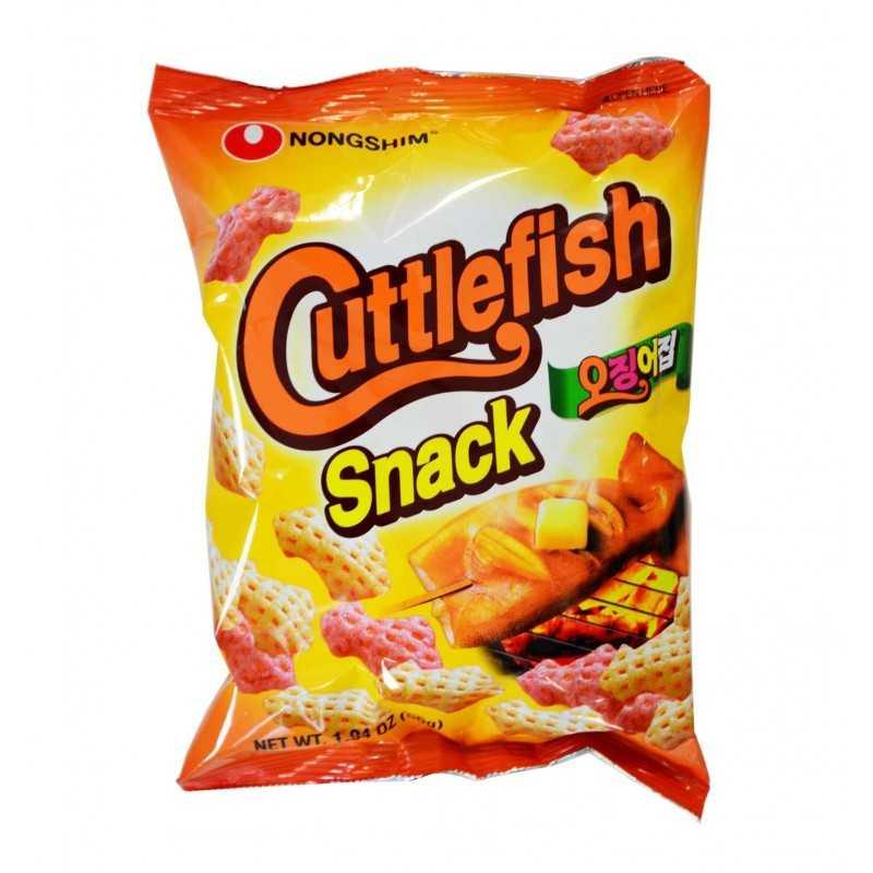Cuttlefish Snack - Nongshim 2020 - 55g