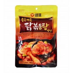Sauce de Ragoût de poulet épicé - 180g - Sempio
