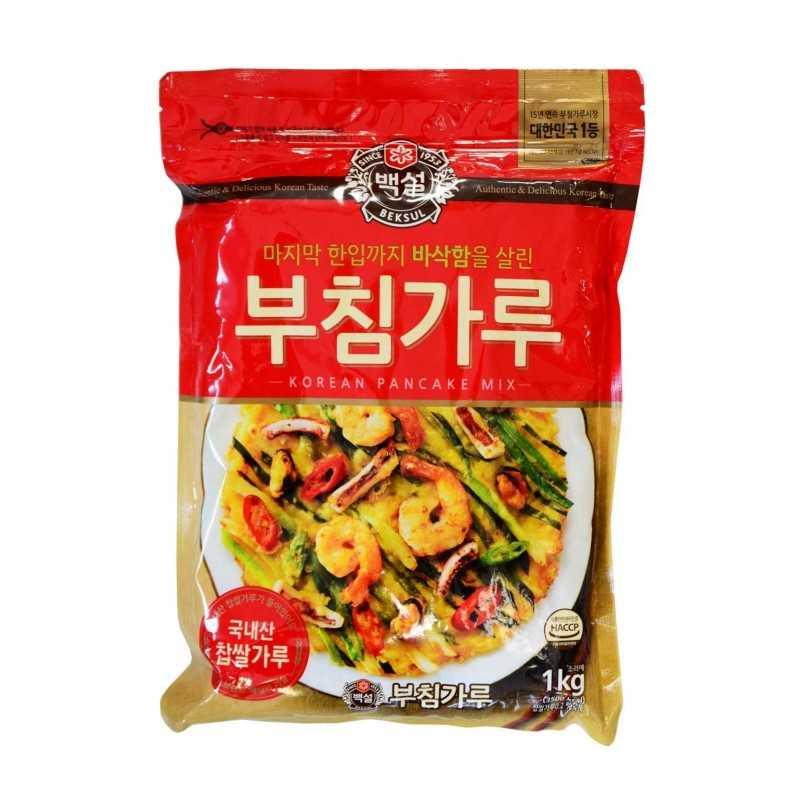 bunjlgaru - farine pour crêpes coréennes 1Kg