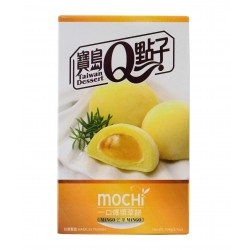 Mochis Mangue - Taiwan Dessert 104g (8 pièces)