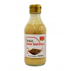 Sauce Salade au sésame - Kingzest 200 Ml