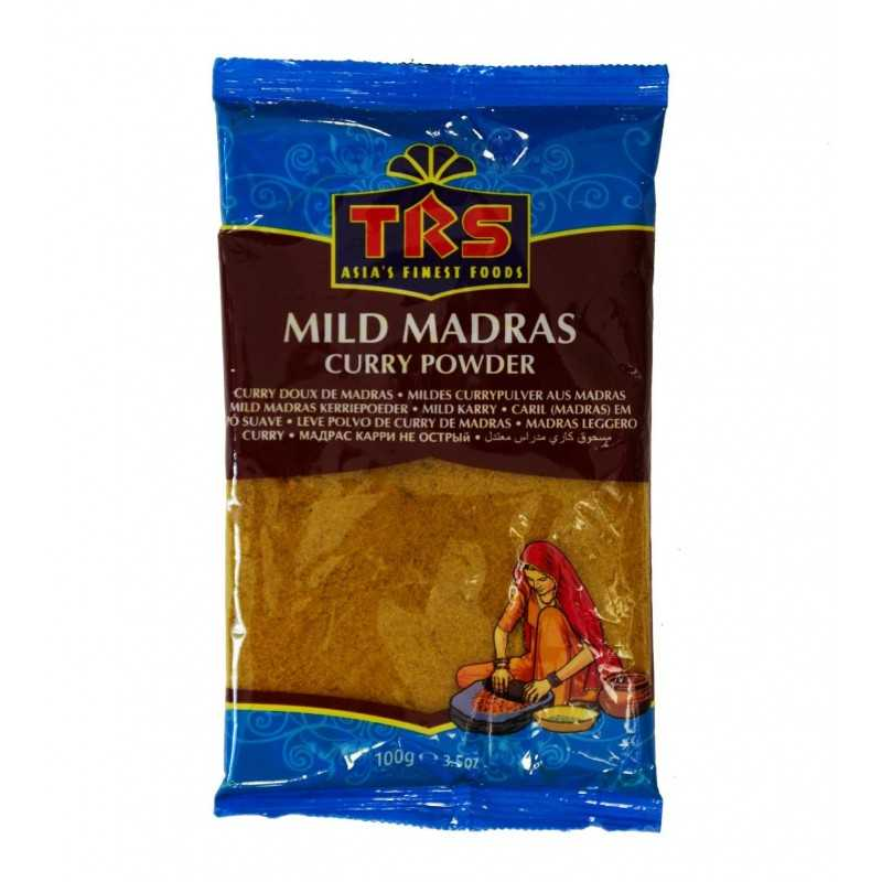 Curry Madras - TRS 100g