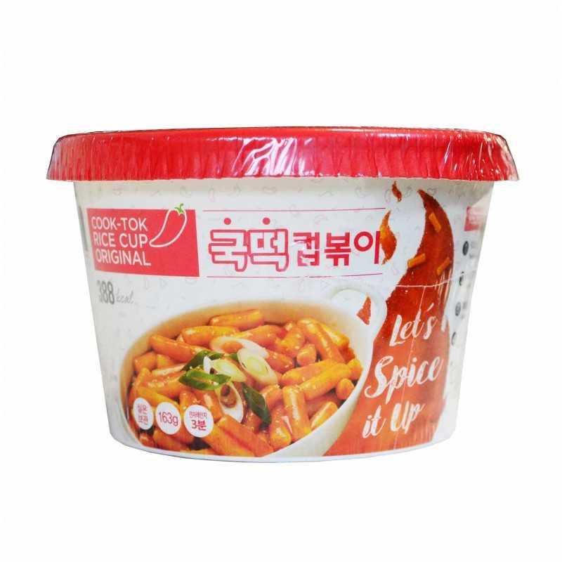 Tteokbokki instantanés -Cook-Tok 163