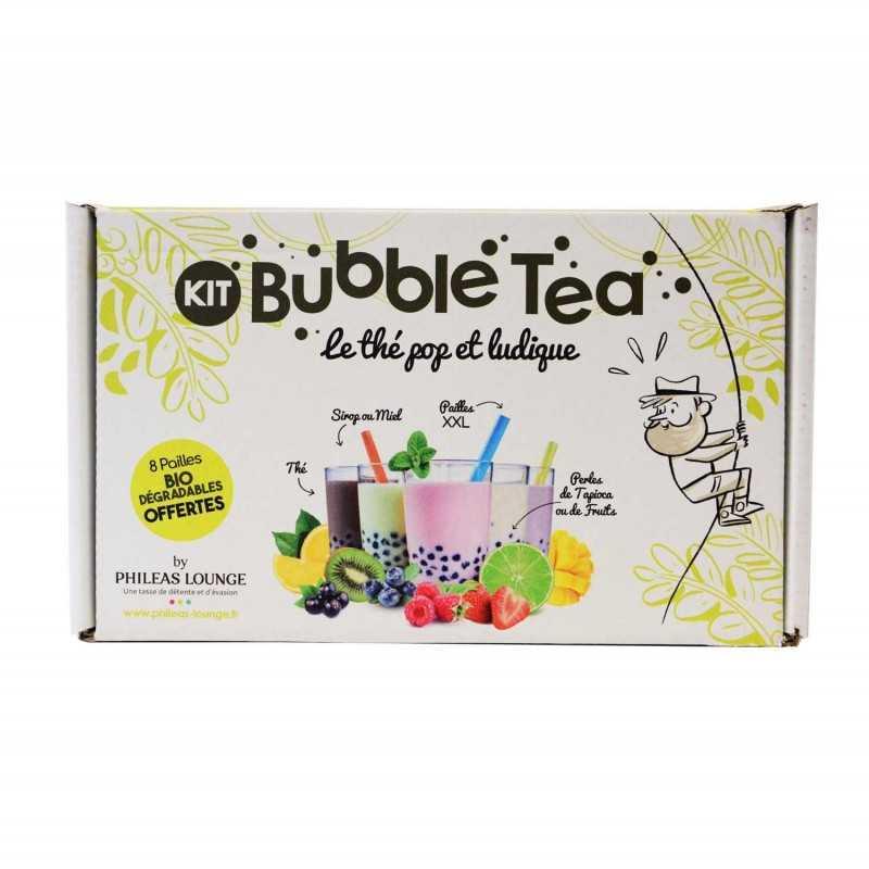 Kit Bubble Tea Perles de Fruits - Fraise