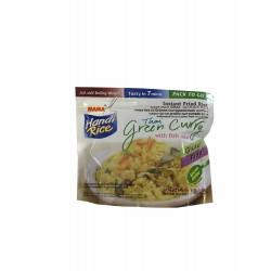 Riz Frit instantané au Curry et à la viande de poisson - MAMA 80g