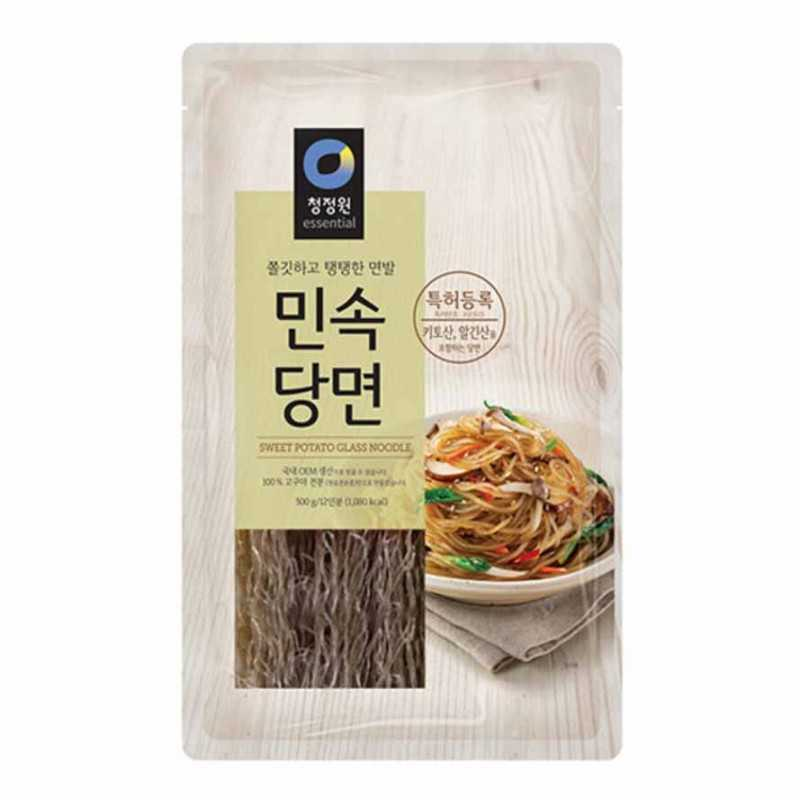 DANGMYEON : Nouilles de Patates Douces - Minsok CJW - 500g
