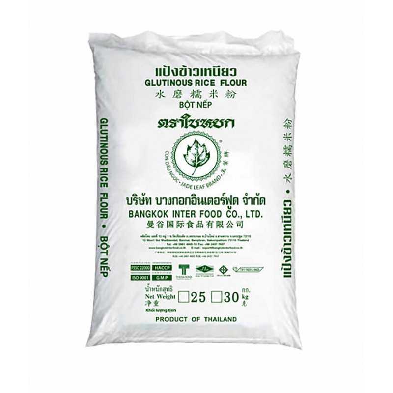 Farine de riz gluant - Jade Leaf