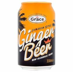 Ginger beer - Grace 330ml