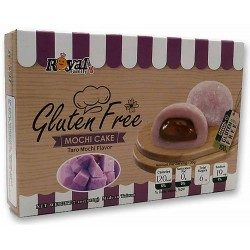 Mochi Taro Rouge Sans Gluten - Taiwan Dessert 210g