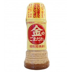 Sauce Sésame -Kin No Dare - Mizkan - 250 ml